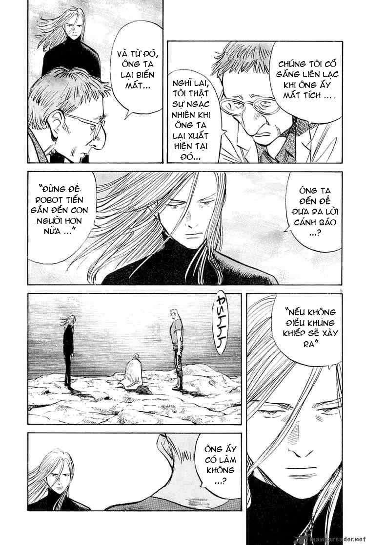 Pluto chapter 31 trang 5