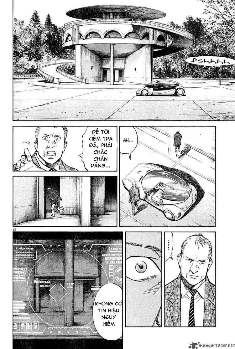 Pluto chapter 31 trang 12