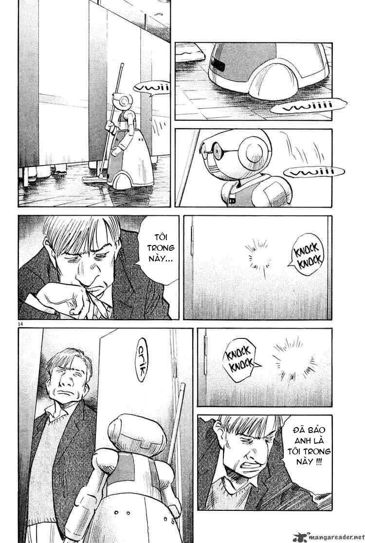 Pluto chapter 31 trang 14