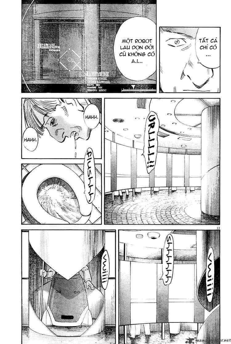 Pluto chapter 31 trang 13