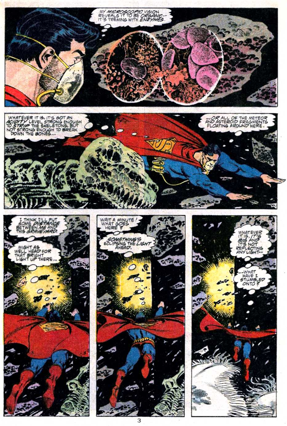 Read online Adventures of Superman (1987) comic -  Issue #451 - 4