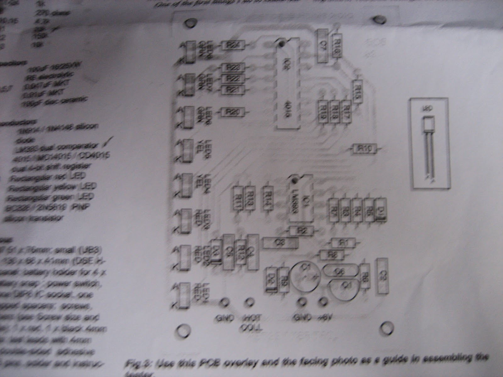 Electronics Etc December 2010 Mixer Audio Circuit Diagram Seekiccom Thursday 23