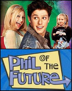 Disney chanel: Phil of the Future