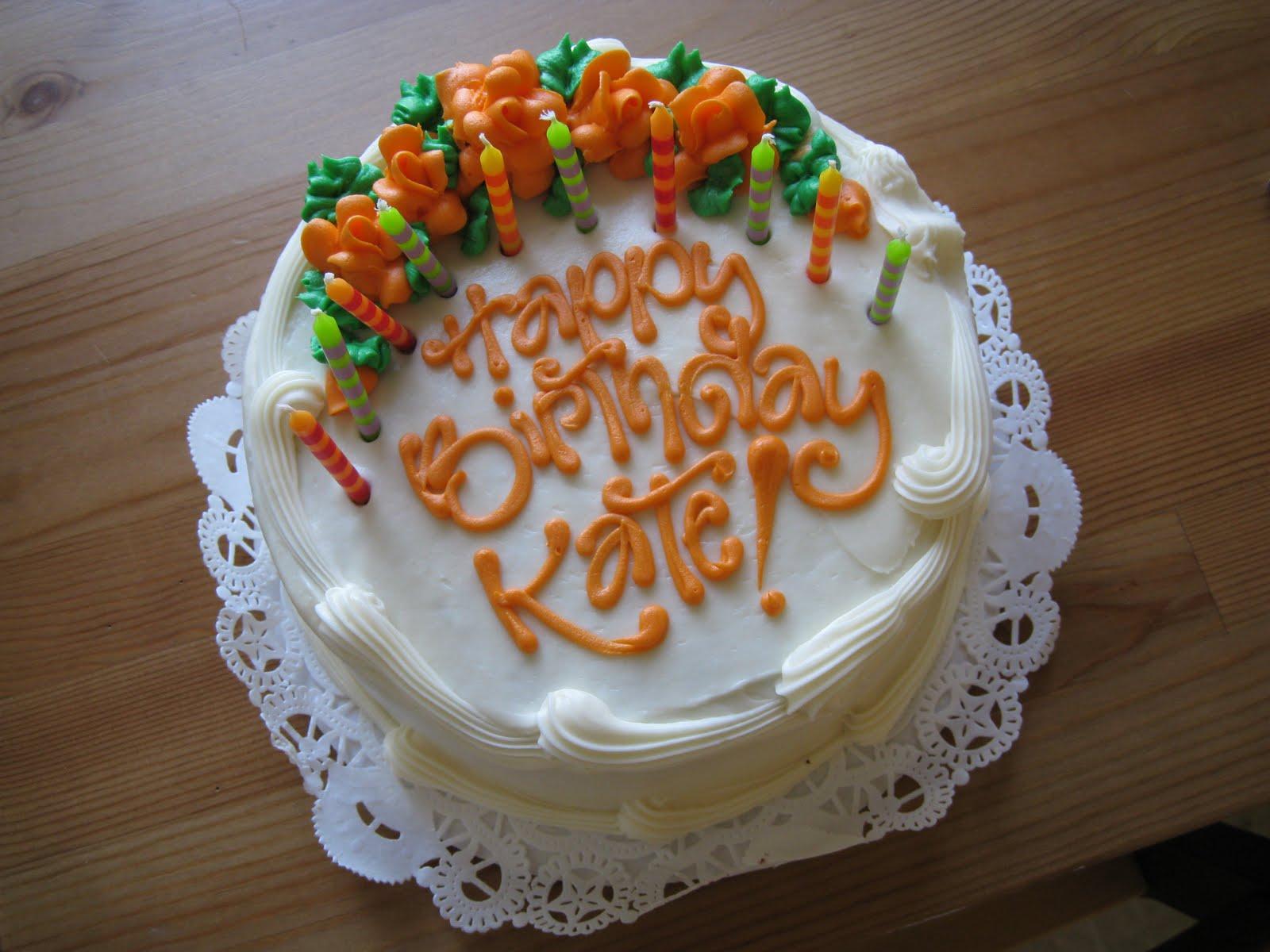 Carrot Cake Yum