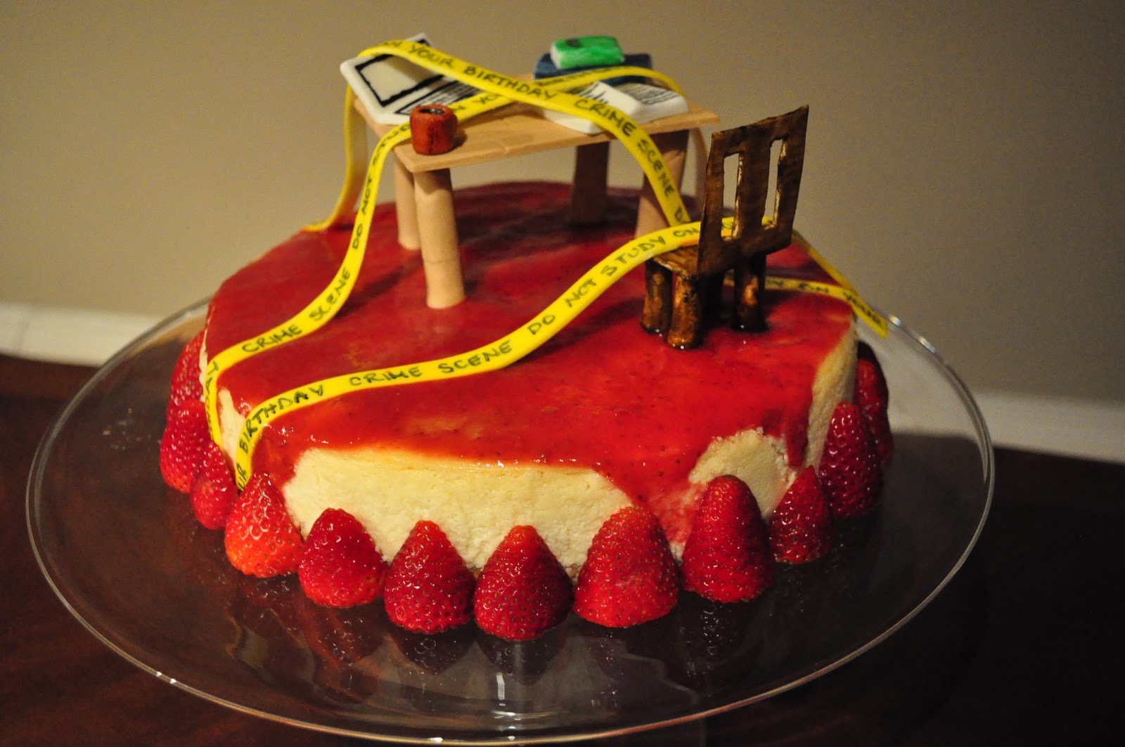 Life S Sweet Occasions Cheesecake Birthday Cake