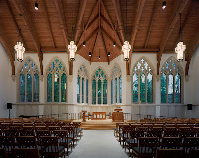 Church renovation and design in Washington DC