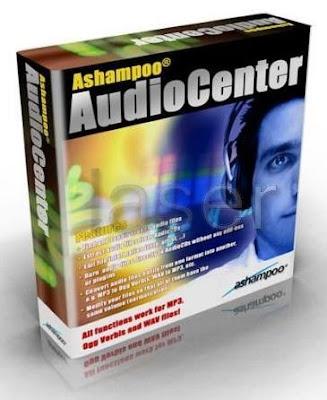 Ashampoo MP3 AudioCenter представляет собой набор Мастеров, с помощью
