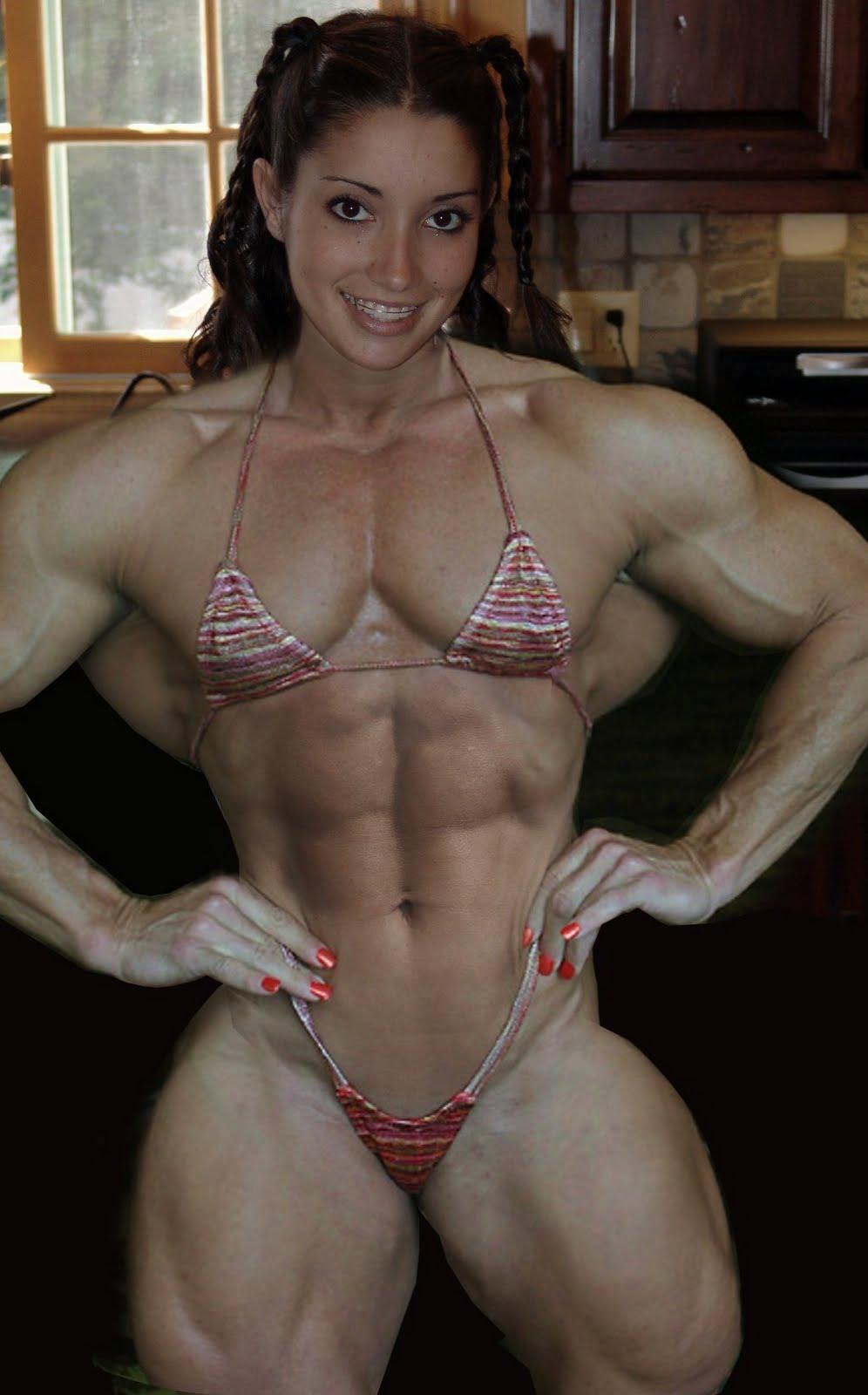 image Giant brazilian muscle legs