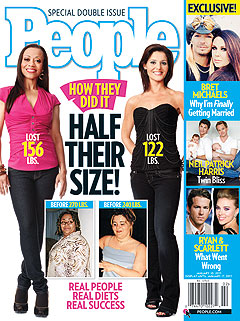People Magazine: Half Their Size Issue 2011 | Cynthia's