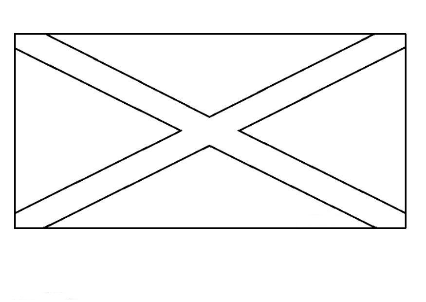 Free coloring pages of jamaica flag for Jamaica flag coloring page