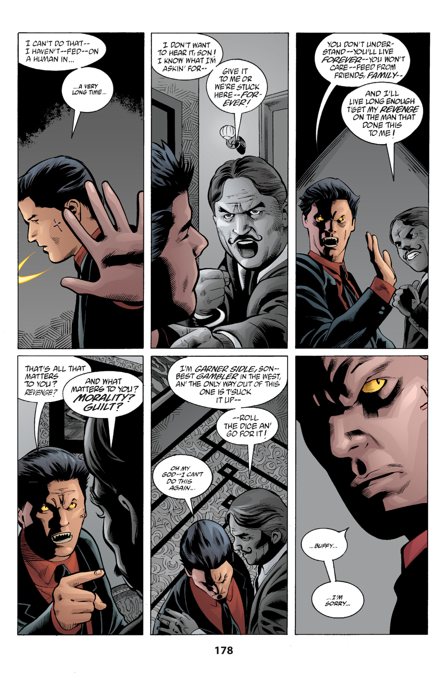 Read online Buffy the Vampire Slayer: Omnibus comic -  Issue # TPB 1 - 176