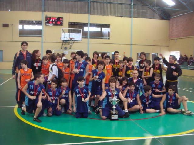 Noticias Do Basquete ABA-SBC: Jogos Escolares De São