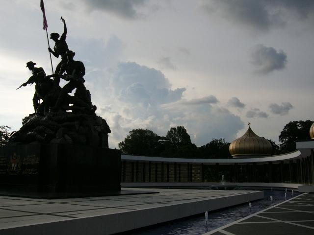 War Memorial, KL