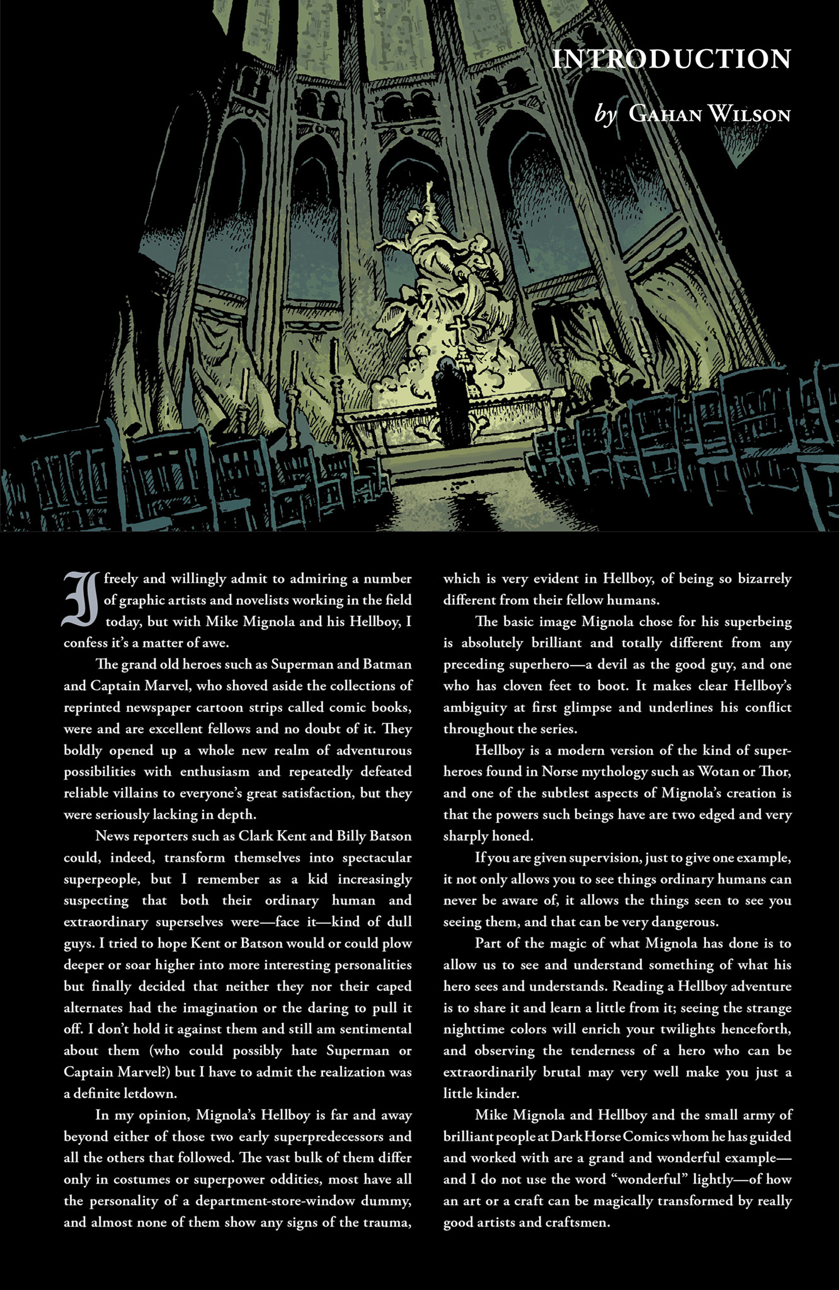 Read online Hellboy: The Crooked Man and Others comic -  Issue # TPB - 6
