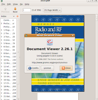 Experimenting with GNU/Linux: Five Free PDF viewers for Ubuntu