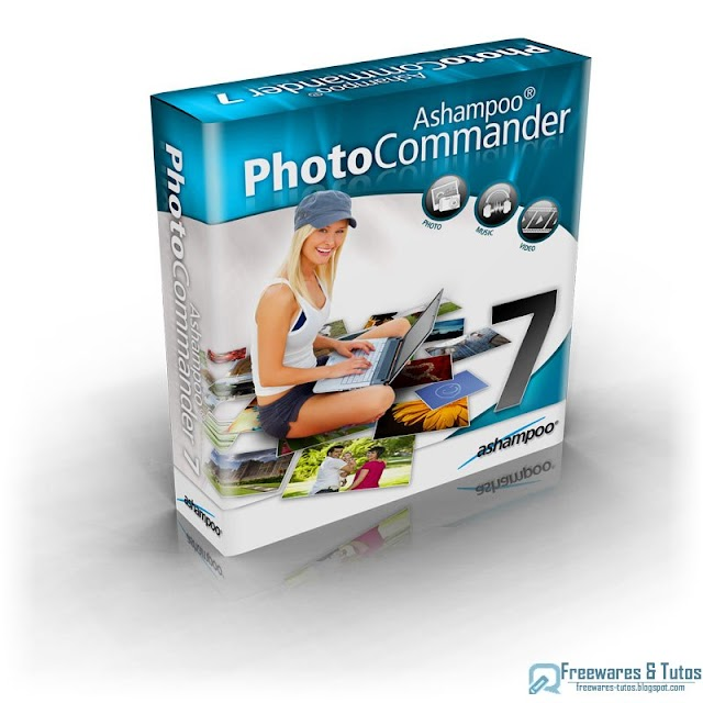 Offre promotionnelle : Ashampoo Photo Commander 7.31 gratuit !
