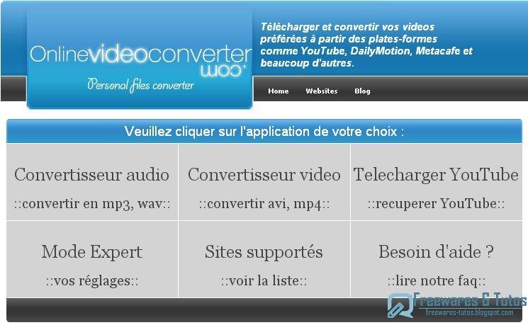 Online Video Converter : Un Service En Ligne De Conversion