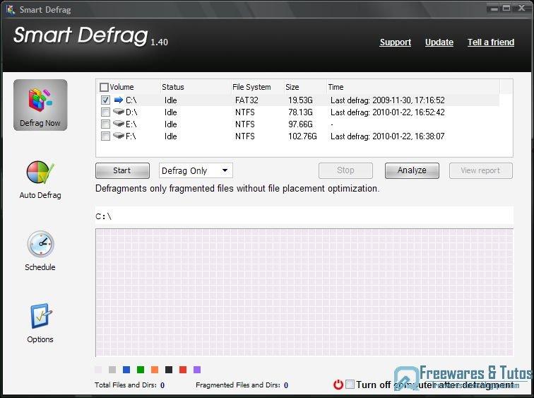 Download Best Program For Defragmenting Windows 7 free
