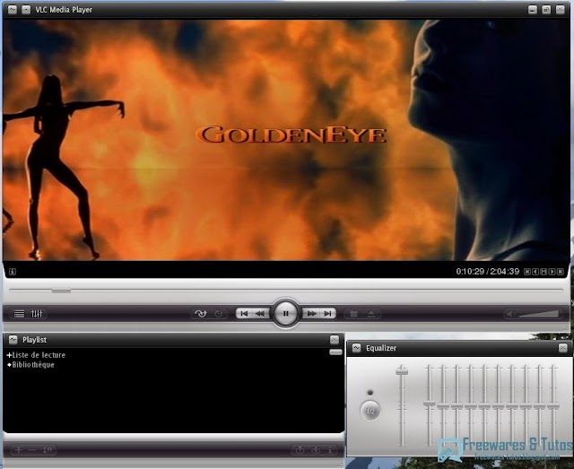 VLC Media Player 1.0.0. : une référence du multimédia