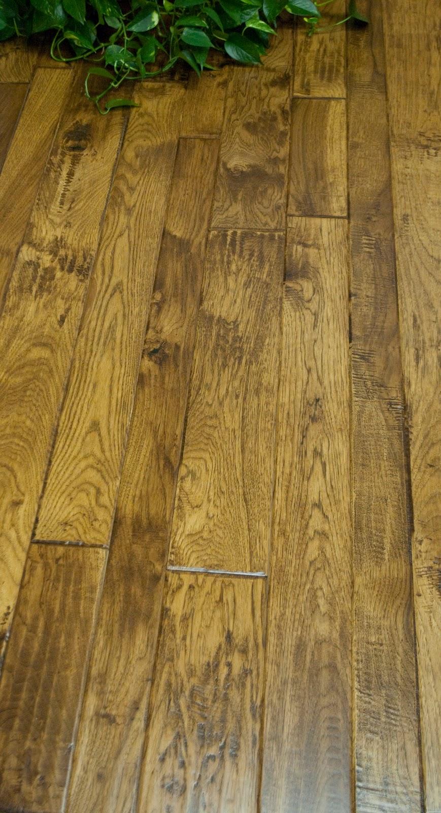Shamrock Plank Flooring December 2010