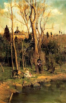 Casimiro Sainz Y Saiz 1853 1898 Spanish Artist