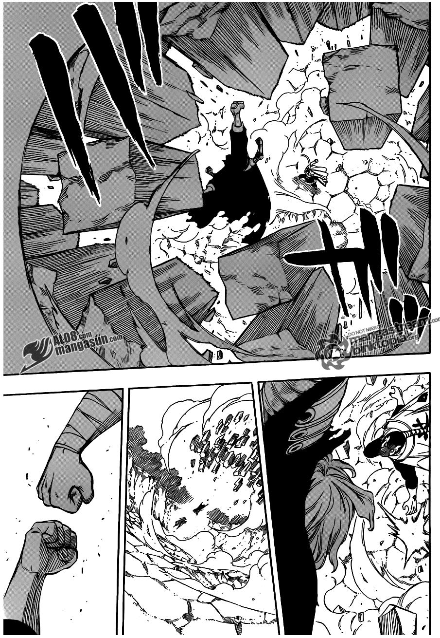 Fairy Tail chap 234 trang 5