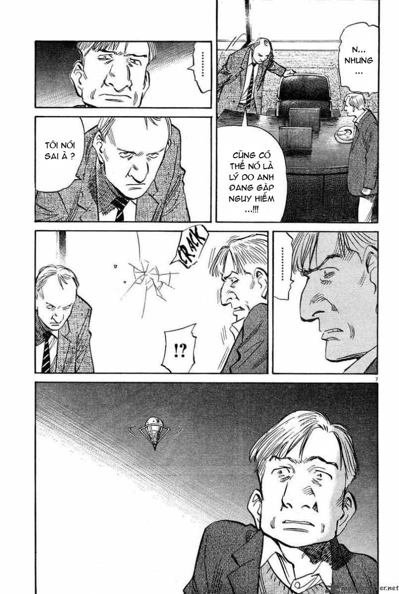 Pluto chapter 30 trang 8