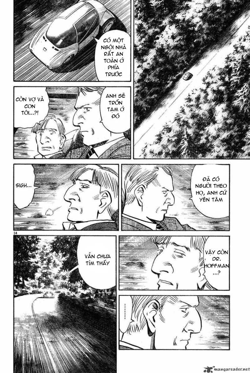 Pluto chapter 30 trang 15