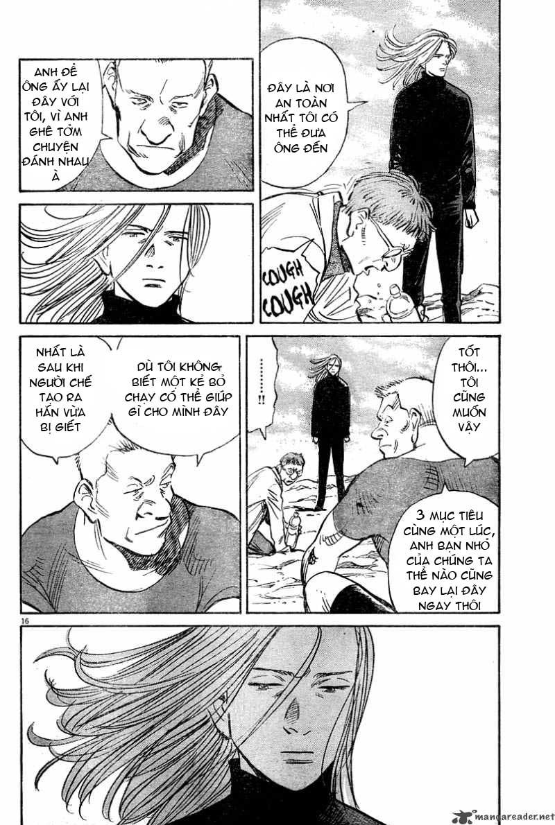 Pluto chapter 30 trang 17