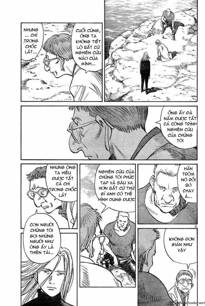 Pluto chapter 30 trang 22