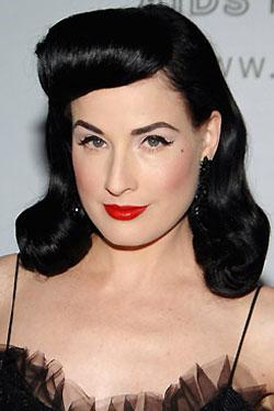 Chlo- beau make-up: 1940's make-up...