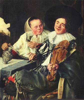 Judith Leyster, Le couple heureux (1630)