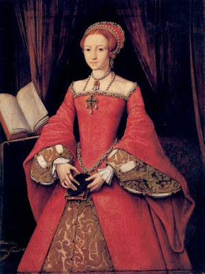 La Princesse Elisabeth Tudor (1546), Levina Teerlinc