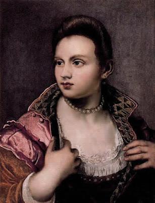Autoportrait, Marietta Robusti