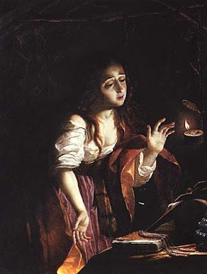 Marie Madeleine (1650), Josefa de Obidos