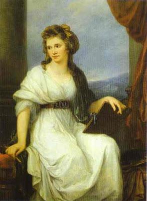 Autoportrait (1787), Maria Anna Angelica Kauffmann