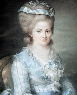 Portrait de jeune femme (1780), Adélaïde Labille-Guiard