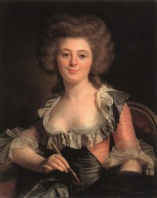 Jeune artiste, Adélaïde Labille-Guiard