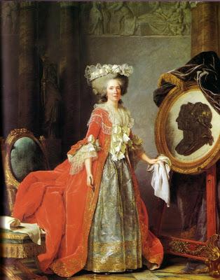 Madame Adélaïde de France, Adélaïde Labille-Guiard
