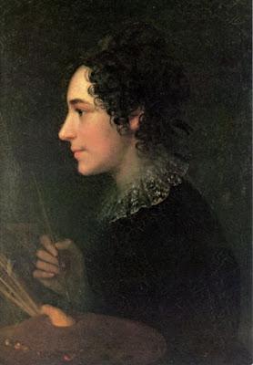 Autoportrait (1819), Anna Maria Ellenrieder