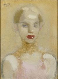 Fille de Cirque (1906), Helene Schjerfbeck