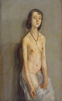 Nude Girl (1909), Gwen John