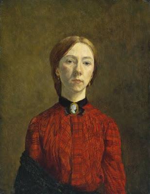 Autoportrait (1902), Gwen John