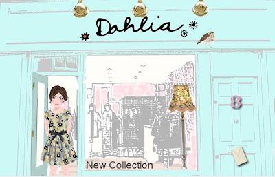 imagen de la tienda Dahlia en Londres