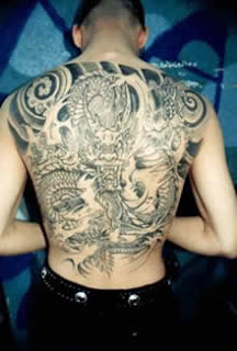 Japanese Tattoos With Image Japanese Dragon Tattoo Designs Especially Japanese Dragon Backpiece Tattoo Picture 1