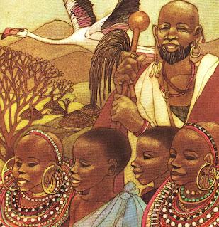 Ashanti African proverb