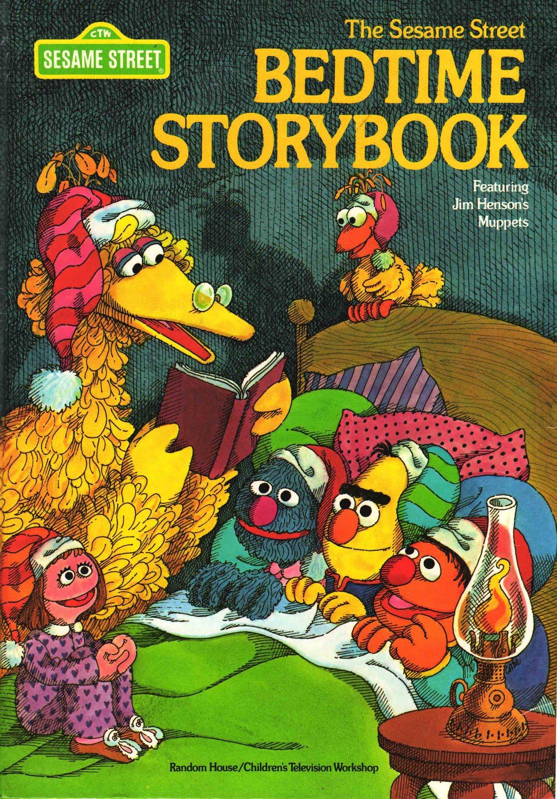 Vintage Kids Books My Kid Loves The Sesame Street
