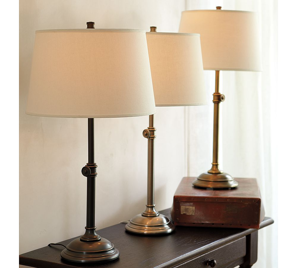 Pottery Barn Horse Bit Lamp: Married In Chicago: This Little Light Of Mine (In Search