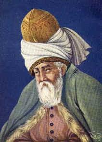 Syair Jalaluddin RumiGoresan Hati
