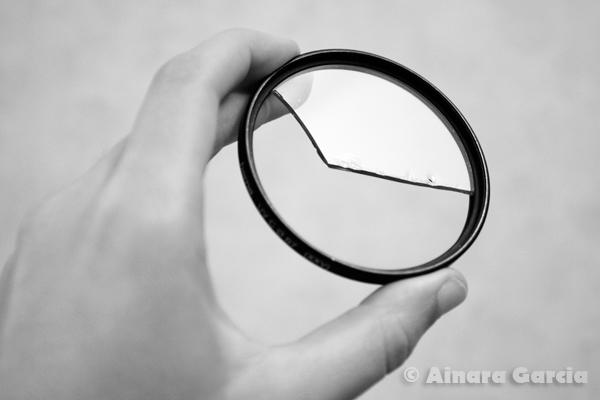 La importancia de llevar un filtro protector